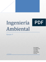 INGENIERÍA AMBIENTAL