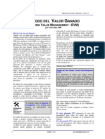 Earned Value Management p1