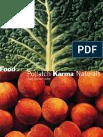 Potlatch Field Studies Series Food