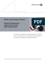 Network Infrastructure Support Service Pack