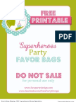 FreePrintable-DIYSuperheroesFavorBagsTemplate by Fara Party Design