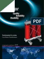 TESAR TRP Technical Catalogue