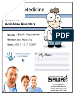 Int12 Acid-Base Disorders