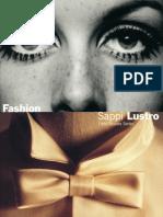 Sappi Field Studies Series Fashion