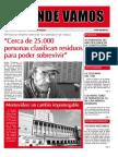 Mensuario A Donde Vamos n° 31 Julio 2013