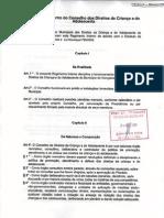CMDCA - REGIMENTO INTERNO