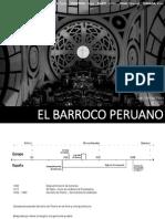 El Barroco Peruano - Final