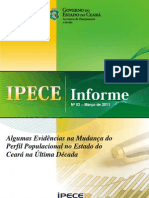 Www.ipece.ce.Gov.br Publicacoes Ipece-Informe IPECE Informe No3 Aspectos Populacionais