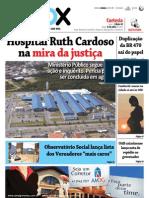 Jornal Vox, 9ª edição, 19 de julho 2013