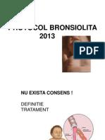 Curs Bronsiolita 2013