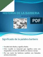 Historia de La Barberia