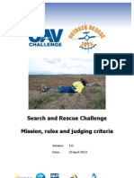 Documento de Regras do UAV Outback Challenge 2014