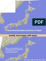 Benchmarking Best Practices of Japan