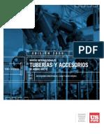 Tuberias y Accesorios de Hierro Ductil