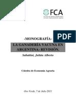 Ganaderia Vacuna Argentina
