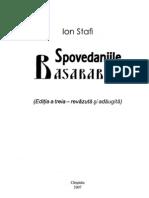 Spovedaniile Basarabiei Ion Stafi