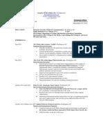 jeanette bavwidinsi - revised resume 2013