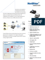 WebSCADA Modbus Brochure