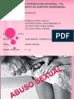 Diapositivas - Abuso Sexual