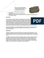 terminologia geologica