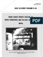 Front Pg Wood Based Energy System in Rural Industries and Village Applications Nepal