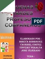Cartel Educativo Tecnologia