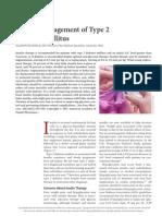 Insulin PDF From AAFP