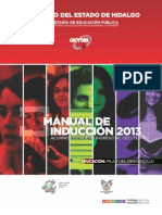 Manual de Inducción 2013