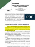 A arquivística como disciplina aplicada no campo da ciência da informação - Fernanda Ribeiro