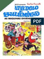 Mortadelo e Salaminho - As Maquinas Envenenadas