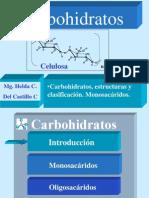 CARBOHIDRATOSMONOSACÁRIDOS (1)