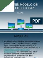 Modelo Osi Tcp-ip