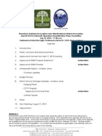 SOBO Meeting, July 10, 2013 Agenda Packet