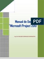Manual de USo de Project 2010__B