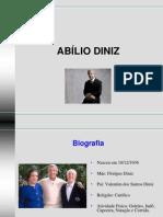 ABÍLIO DINIZ (Priscila)