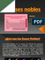 Los Gases Nobles