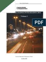 Banco de Dados Integrados de Uberlândia 2011