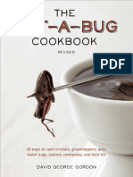 The Eat-A-Bug Cookbook - Recipes