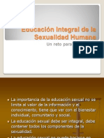 Educación Integral de la Sexualidad Humana 2