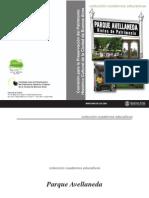 Cuaderno Parque Avellaneda , gestion asociada