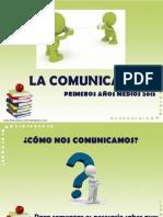 2 COMUNICACION 1°  2013 OK