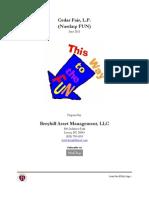 Broyhil lAsset Management FUN Thesis Jun 13