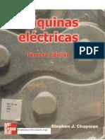 Máquinas Eléctricas - 3ra Edición - Stephen Chapman