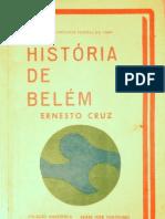 História de Belém. Ernesto Cruz. 2º volume