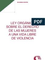 Ley-Organica Sobre El Derecho de Las Mujeres a Una Vida Libre de Violencia