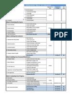 BMG 205 to Do List by Mod SS 2013(2)