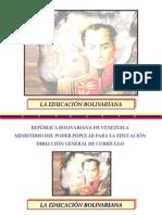 La Educacion Bolivariana4613