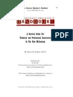 Contractor Employees Handbook