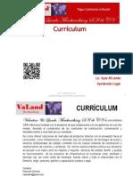Valand Merchandising Curriculum