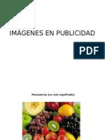 IMÁGENES EN PUBLICIDAD